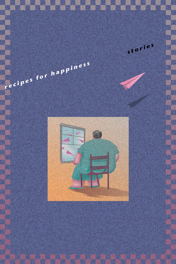 Recipes for Happiness Jacket Proposal_designed by Lonnie Busch
