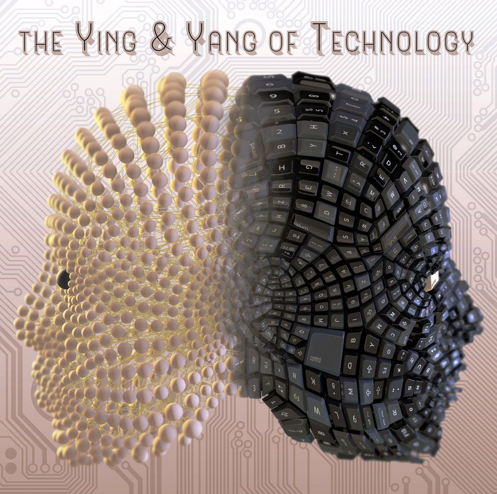 Cover Proposal_The Ying & Yang of Technology_designed by Lonnie Busch