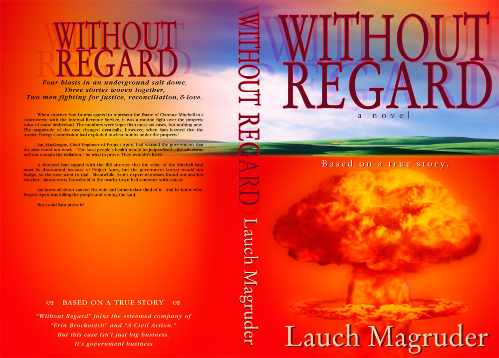 Without Regard Book Jacket_designed by Lonnie Busch