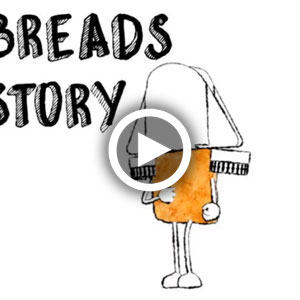 Cosi_Famous Flatbreads Through History_Animation_by Lonnie Busch