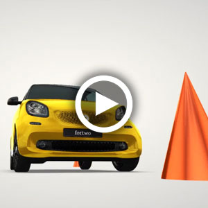 Smart Car_3D Animation_by Lonnie Busch