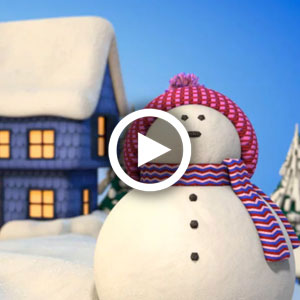 Snowman_Christmas Promo G&C Rapp_Animation_by Lonnie Busch