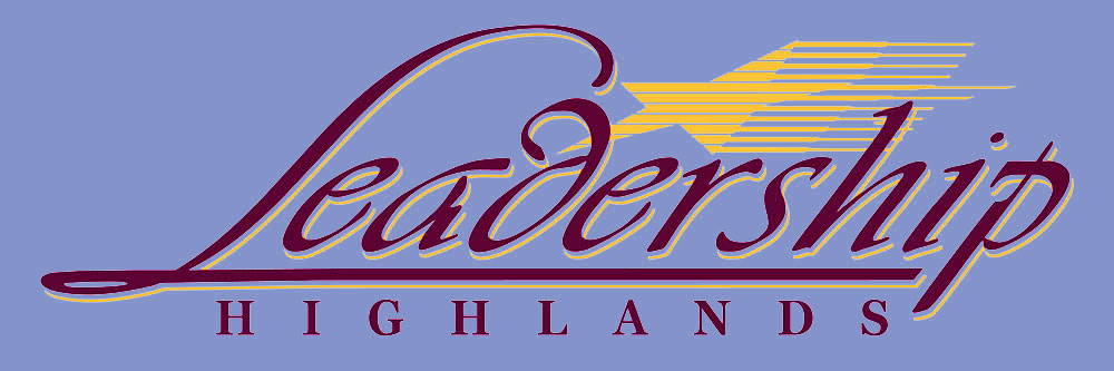 Leadership Highlands Logo_Highlands, NC_designed by Lonnie Busch