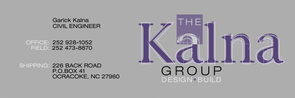 Kalna Group Site Banner_Ocracoke Island, NC_designed by Lonnie Busch